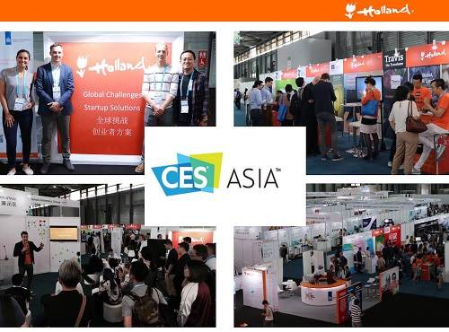Ready for some inspiration? Dutch tech at CES Asia | News