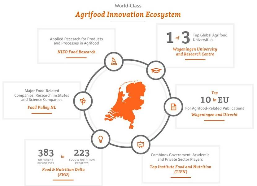 NL AgriFood innovation system