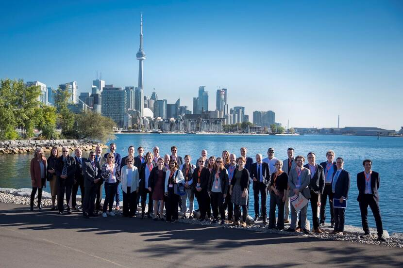 Zakelijke missie Toronto