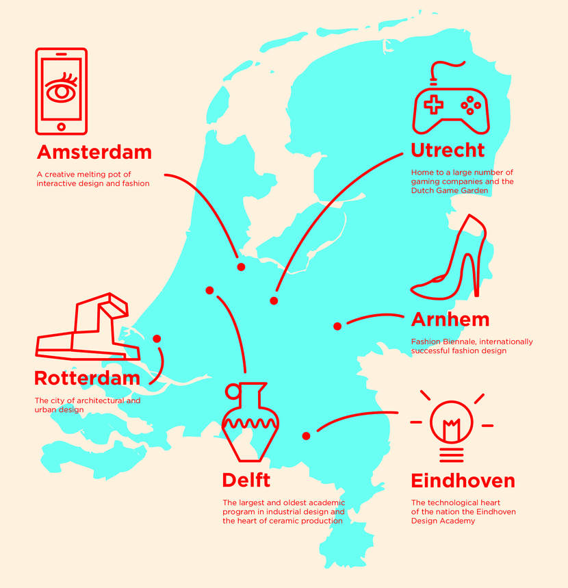 Countries Cultures China: Creative Industries, Art And Culture: The Netherlands And