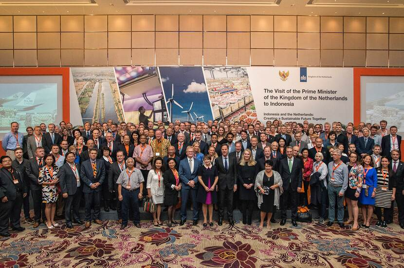 Tile - Doing Business trade mission 2016