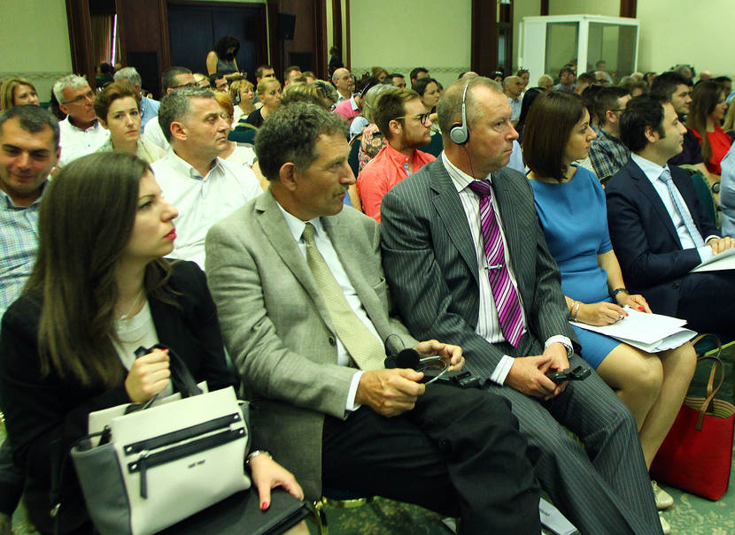 Great interest among the Macedonian business sector for the topic of textile waste recycling