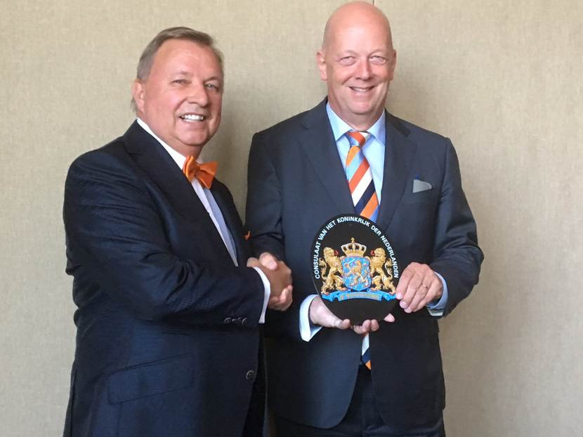 Kingdom Appoints Hans Philippo As New Honorary Consul In
