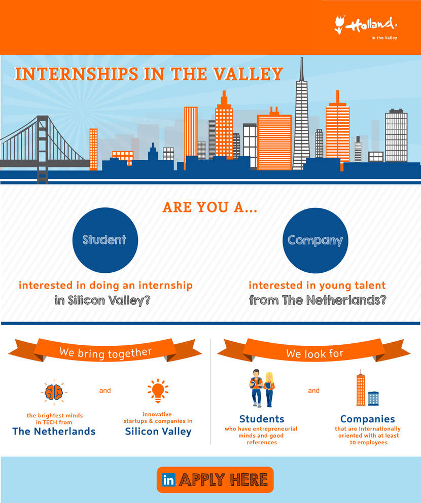Internships in the Valley